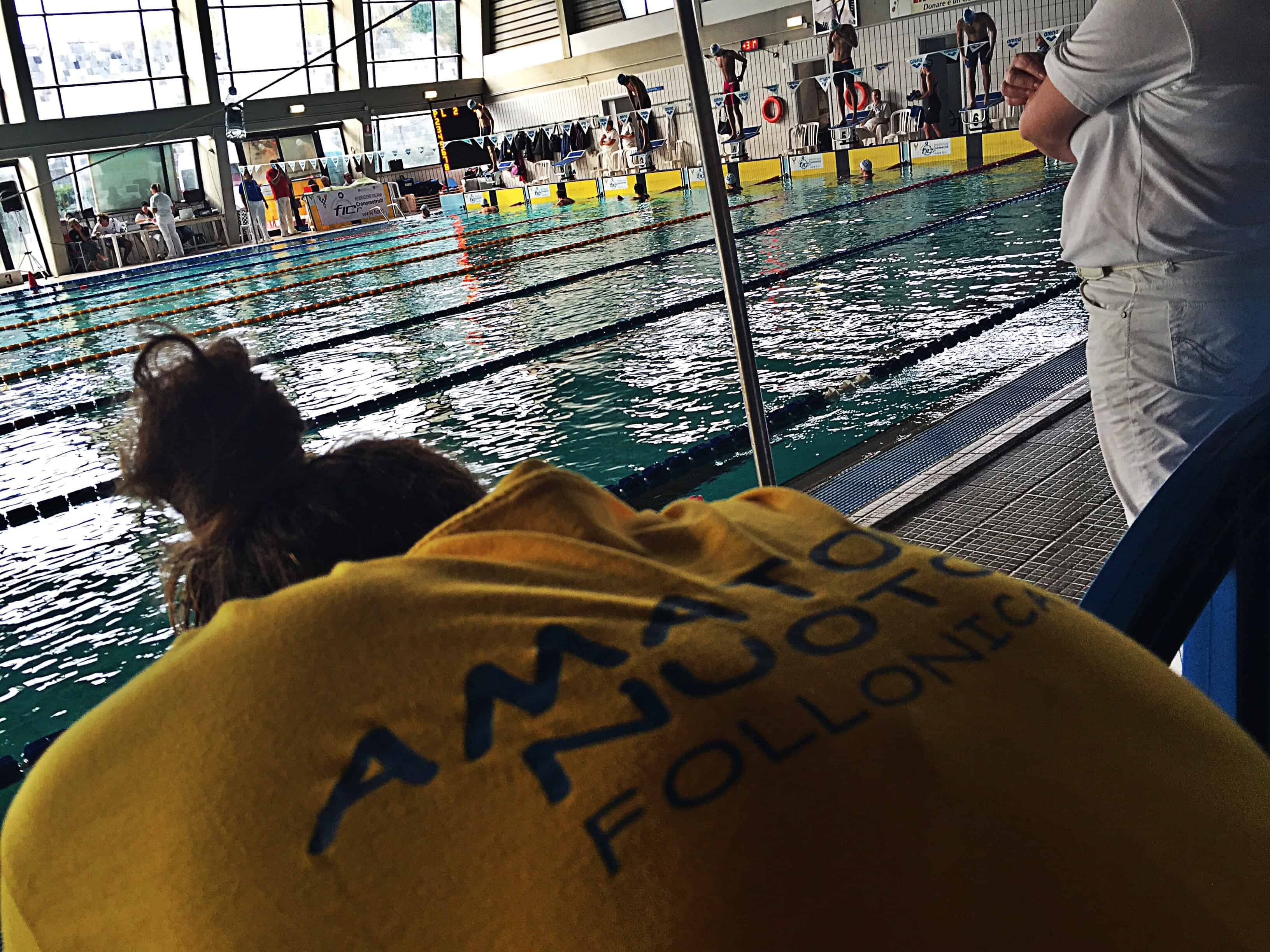 Parte la stagione di nuoto, i ragazzi di amatori nuoto rispondono all'appello