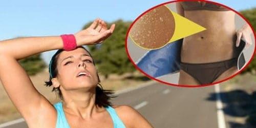 Per dimagrire è importante sudare durante l'attività fisica?