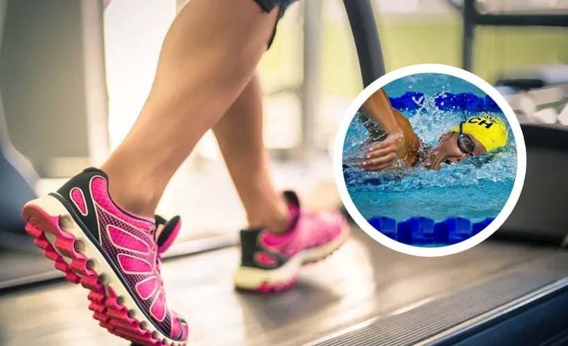 I benefici del nuoto per i runners